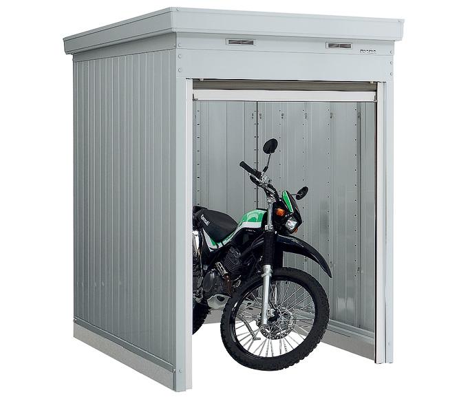 バイク保管庫(イナバ物置)
